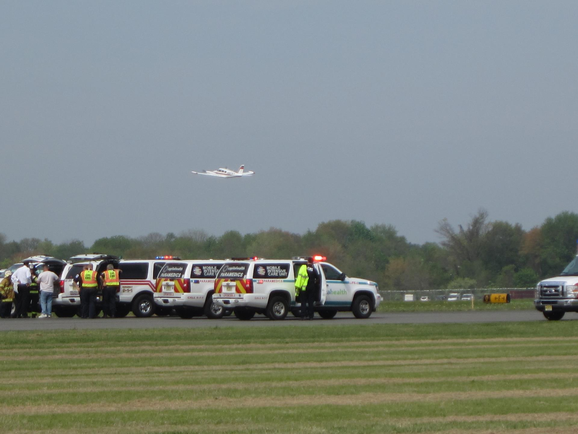 Trenton mercer airport to conduct safety drill county news airport drill xflitez Images