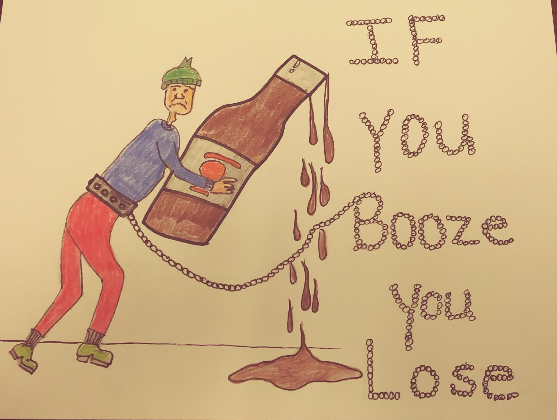 Cal--If You Booze