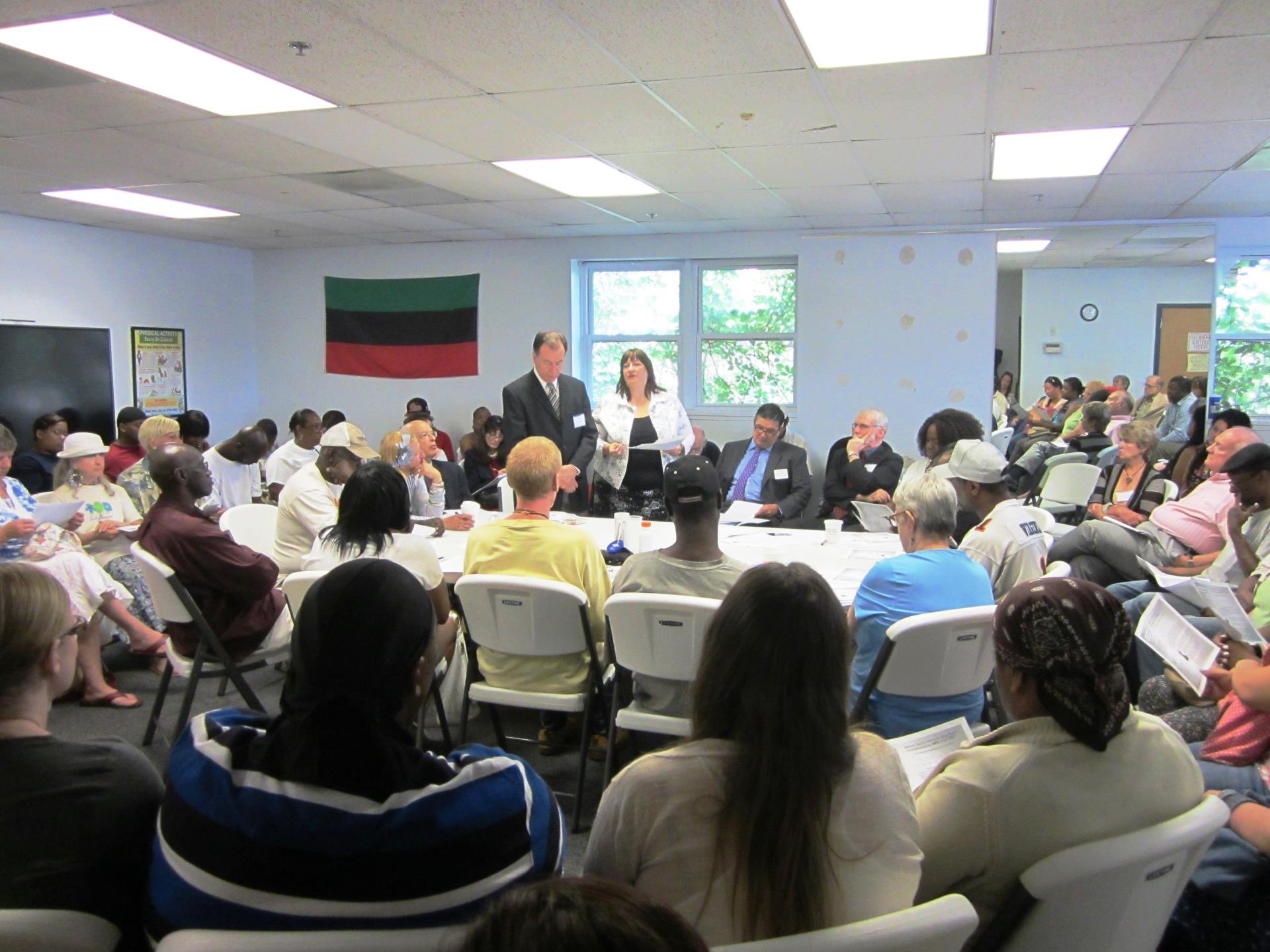 Mercer County Board Of Social Services Open House Calendar Meeting