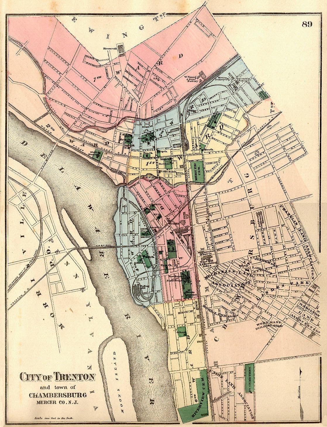 More Genealogy & Heritage Links | Mercer County, NJ