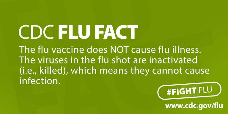 Still Haven T Gotten Your Flu Shot Page With Banner And Content Boxes Mercer County Nj