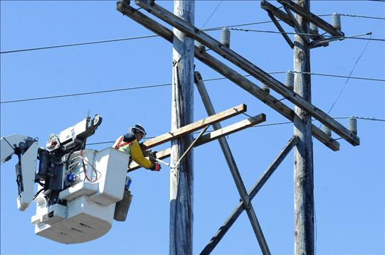 Report gas leak or power outage   Mercer County, NJ