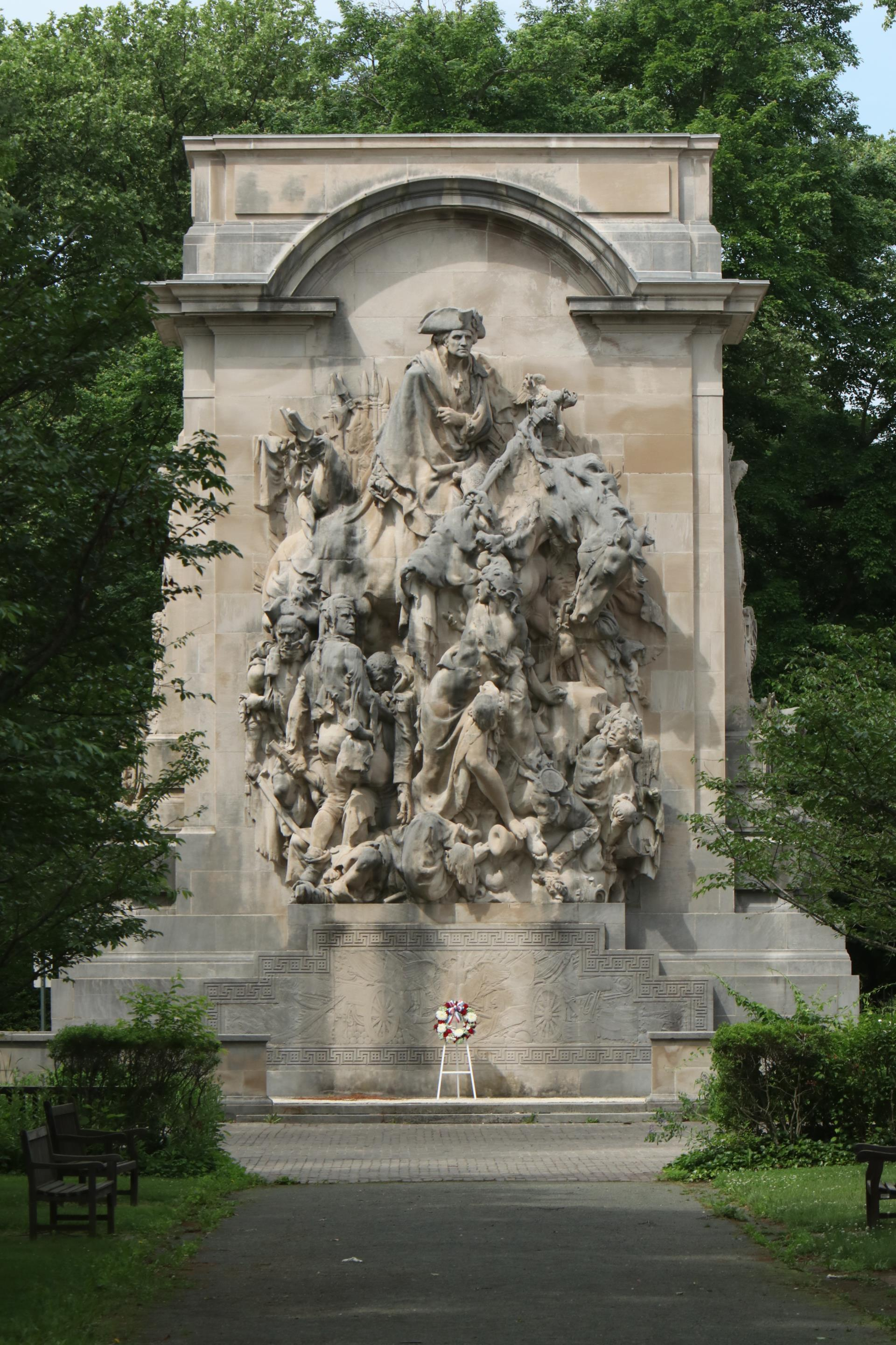Princeton Battle monument