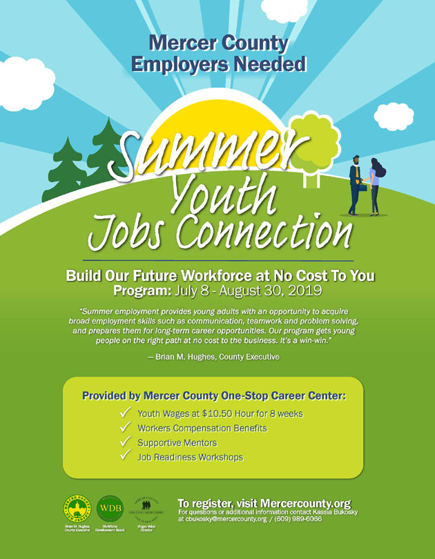 Employer - Youth Summer Jobs Connection 2019